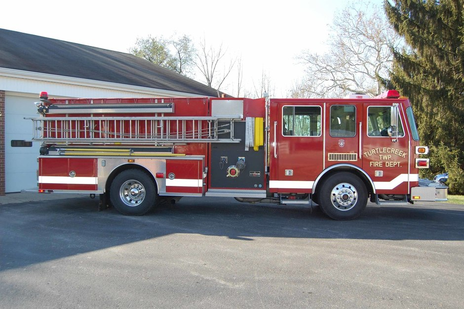 Engine 31: 2007 Sutphen Engine
