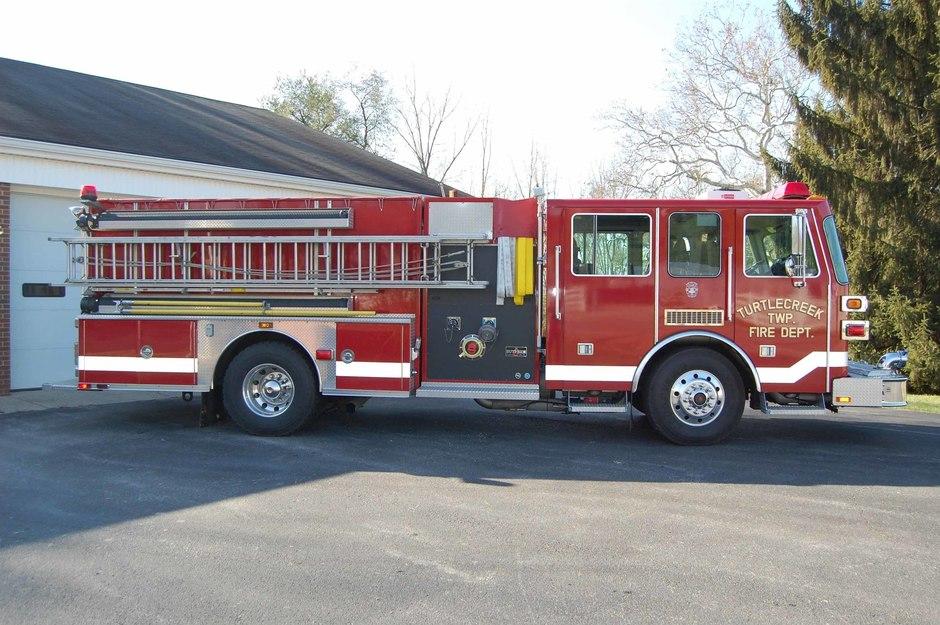 Engine 31: 2007 Sutphen Engine