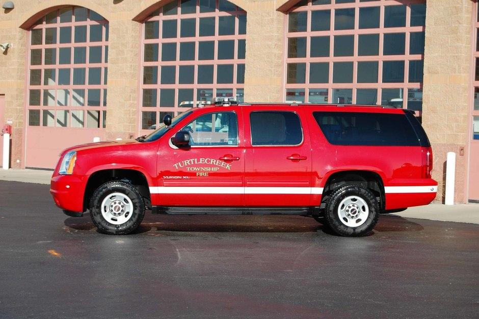Rescue 31: 2011 GMC Yukon