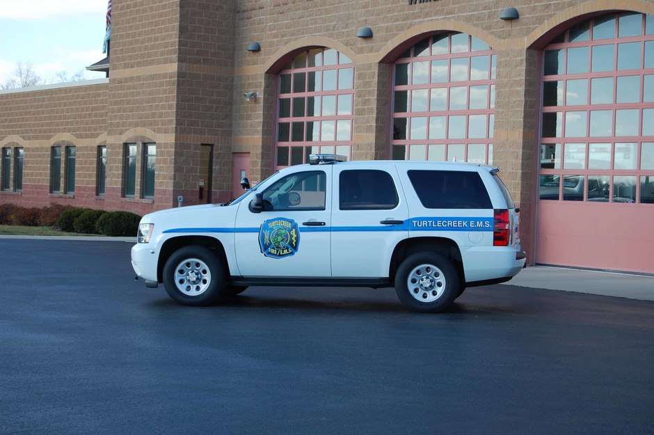 EMS34: 2009 Chevrolet Tahoe